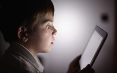 Screen Time – What is it doing to our kids?